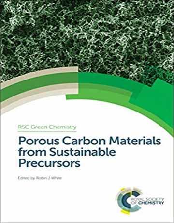 مواد کربن متخلخل از پیش سازهای پایدار