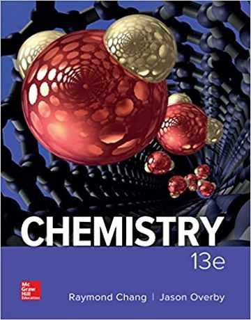 کتاب شیمی عمومی چنگ ویرایش سیزدهم 2019