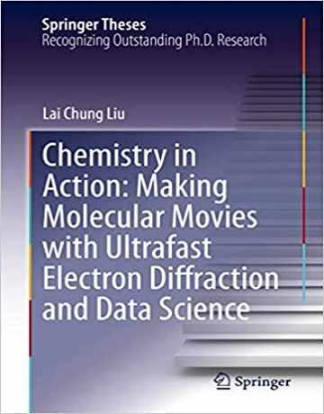 شیمی در عمل: ساخت فیلم های مولکولی با پراش الکترون فوق سریع و علم داده