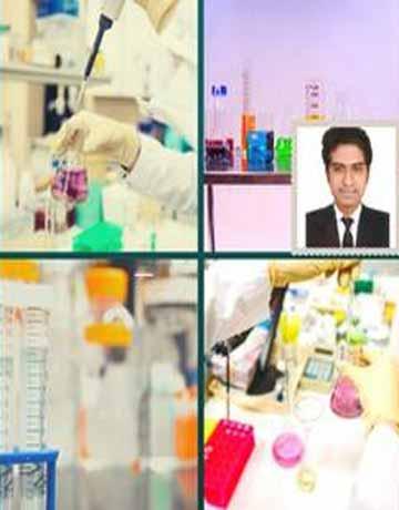 فیلم آموزش محلول سازی در آزمایشگاه شیمی