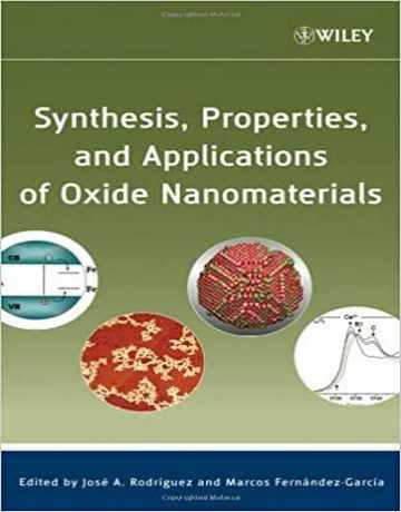 سنتز، خواص و کاربردهای نانومواد اکسید