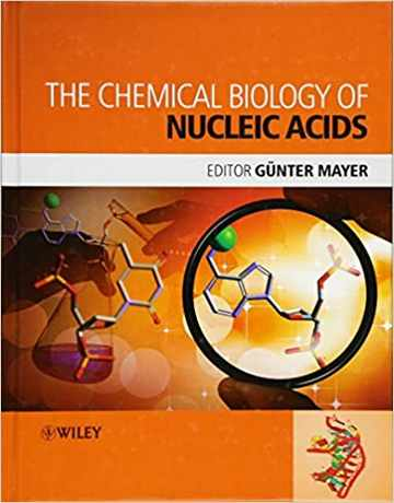 کتاب بیولوژی شیمیایی اسیدهای نوکلئیک
