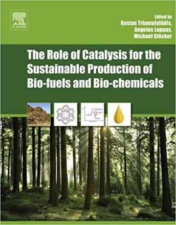 نقش کاتالیزها برای تولید پایدار سوخت های زیستی و مواد شیمیایی زیستی