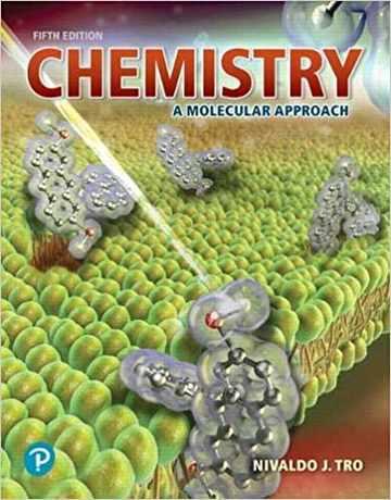 کتاب شیمی عمومی ترو ویرایش پنجم چاپ 2019