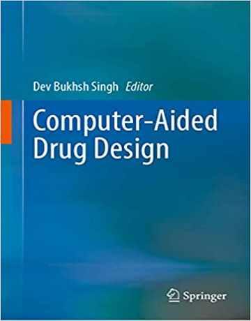 کتاب طراحی دارو به کمک کامپیوتر چاپ 2020