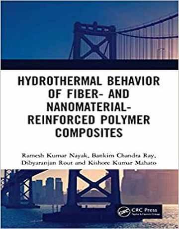 رفتار هیدروترمال کامپوزیت های پلیمری تقویت شده با فیبر و نانومواد