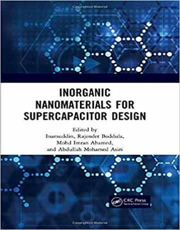 کتاب نانومواد معدنی برای طراحی ابرخازن ها