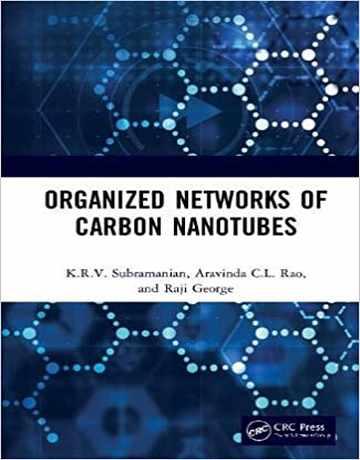 کتاب شبکه های سازمان یافته نانولوله های کربنی