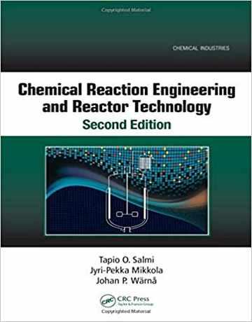 کتاب مهندسی واکنش شیمیایی و تکنولوژی راکتور ویرایش دوم