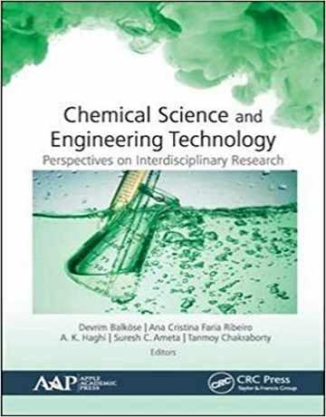 علوم شیمیایی و تکنولوژی مهندسی