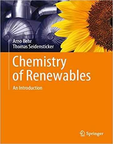 کتاب شیمی مواد تجدپذیر چاپ 2020