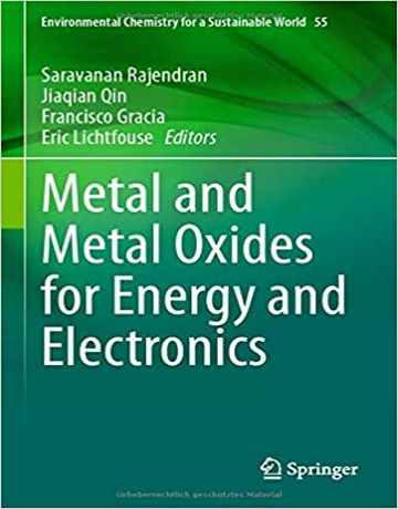اکسیدهای فلزی و فلزات برای انرژی و الکترونیک