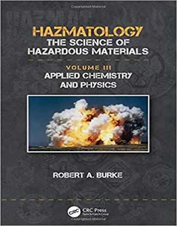 کتاب شیمی و فیزیک کاربردی چاپ 2020 Robert A. Burke