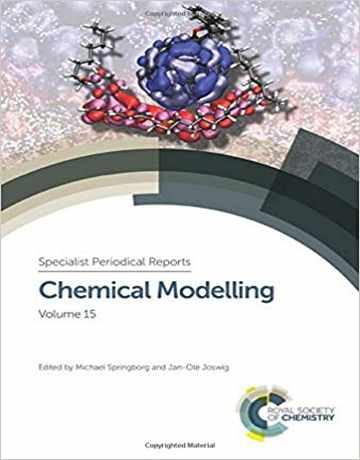 کتاب مدل سازی شیمیایی جلد 15 چاپ 2019