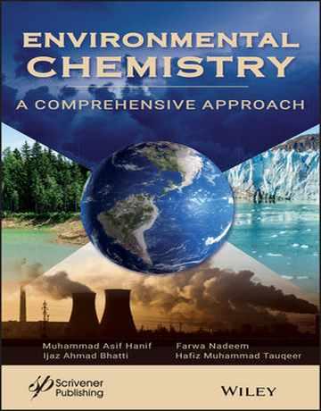کتاب شیمی محیط زیست: یک رویکرد جامع