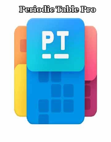 دانلود Periodic Table Pro v1.3.0 بهترین جدول تناوبی اندروید