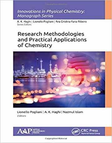 کتاب روش شناسی تحقیق و کاربردهای عملی شیمی