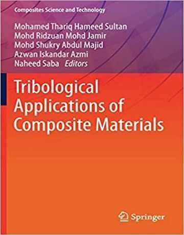 کتاب کاربردهای تریبولوژیکی مواد کامپوزیت