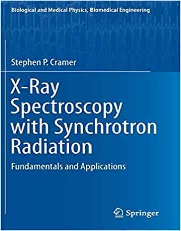 کتاب طیف سنجی اشعه ایکس با تابش سنکروترون: اصول و کاربردها