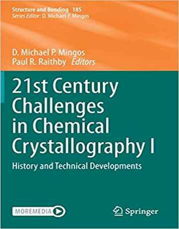 چالش های قرن 21 در کریستالوگرافی شیمیایی I چاپ 2021