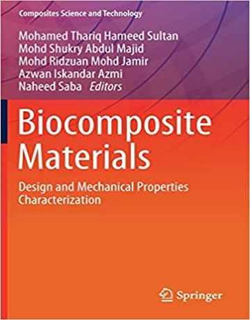 کتاب مواد بیوکامپوزیت: طراحی و تعیین مشخصات مکانیکی