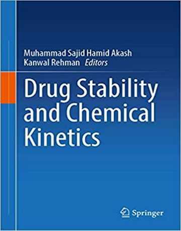 کتاب پایداری دارو و سینتیک شیمیایی