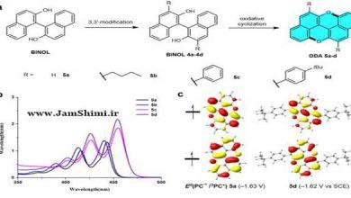 پلیمریزاسیون رادیکالی انتقال اتمی آلی با نور آفتاب و کاتالیست در مقادیر ppm