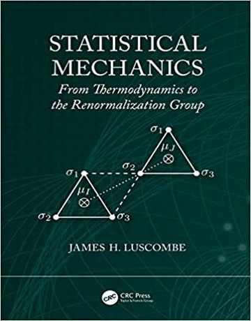 کتاب مکانیک آماری: از ترمودینامیک تا گروه بازبهنجارش