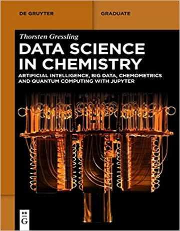 کتاب علم داده در شیمی چاپ 2020