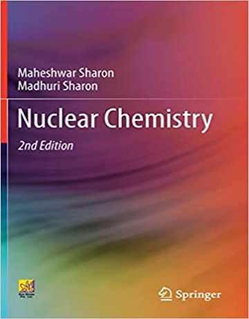 کتاب شیمی هسته ای ویرایش دوم چاپ 2021