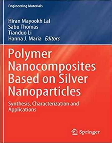 نانوکامپوزیت های پلیمری بر پایه نانوذرات نقره