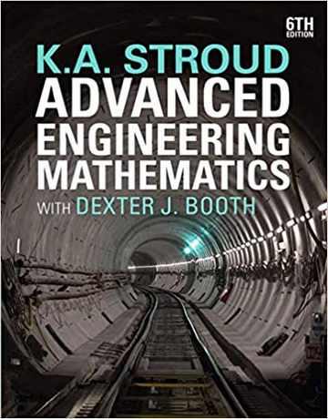 کتاب ریاضیات مهندسی پیشرفته استرود ویرایش ششم
