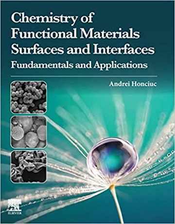 کتاب شیمی سطح و اینترفیس مواد کاربردی: اصول و کاربردها