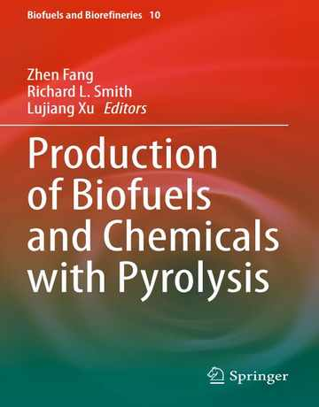 تولید سوخت های زیستی و مواد شیمیایی با استفاده از پیرولیز