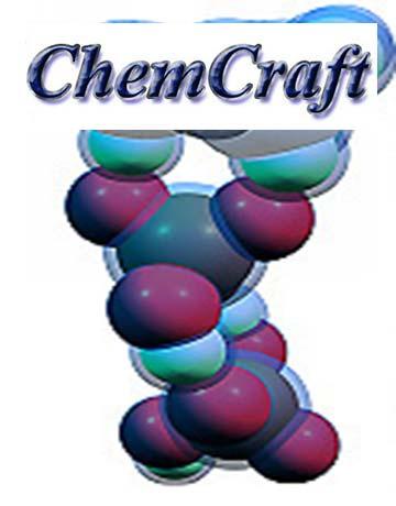 Chemcraft 1.8 Build 562 نرم افزار شیمی کوانتومی + سریال