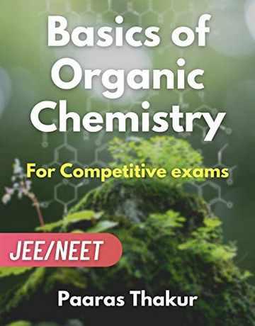 کتاب پایه های شیمی آلی Paaras Thakur
