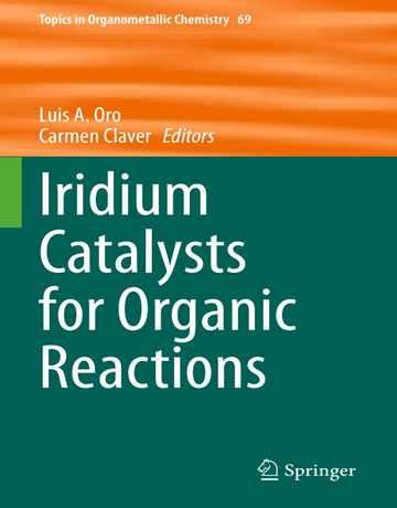 کاتالیست های ایریدیوم برای واکنش های آلی