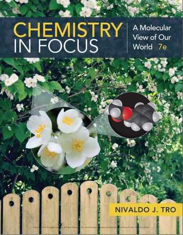 کتاب شیمی در توجه ویرایش هفتم: نگاه مولکولی به جهان ما ترو Nivaldo Tro