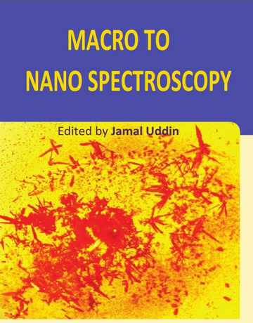 کتاب طیف سنجی ماکرو به نانو