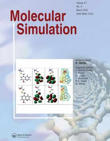 کتاب شبیه سازی مولکولی چاپ 2021