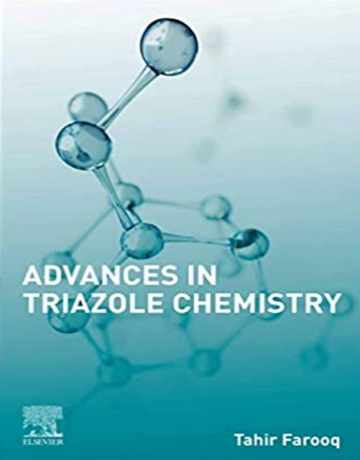 کتاب پیشرفت ها در شیمی تری آزول ها
