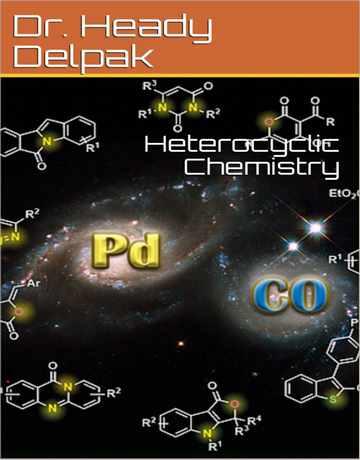 کتاب شیمی هتروسیکلیک Dr. Heady Delpak