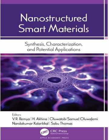 مواد هوشمند نانوساختار: سنتز، تعیین مشخصات و کاربردها