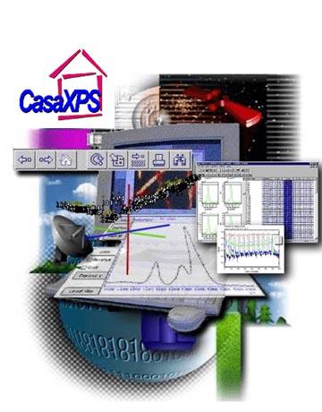دانلود CasaXPS 2.3.24 نرم افزار طیف سنجی و آنالیز مواد + لایسنس
