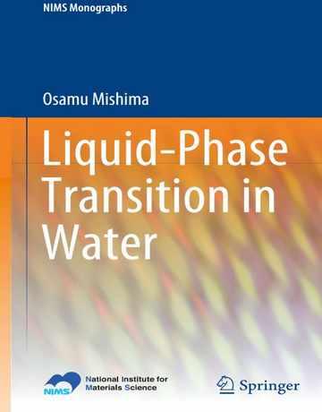 کتاب انتقال فاز-مایع در آب