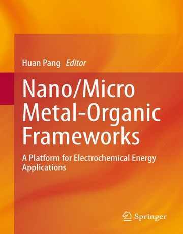 چارچوب های آلی - فلزی میکرو و نانو