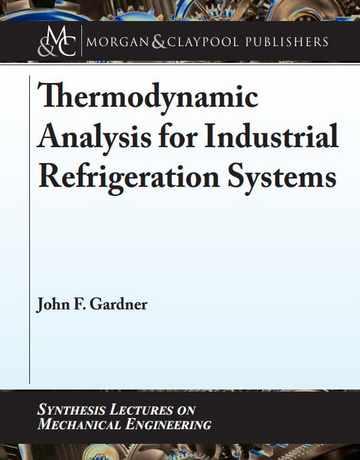 آنالیز ترمودینامیکی برای سیستم های سرمایش صنعتی
