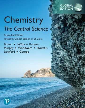 کتاب شیمی: علم مرکزی ویرایش 15 توسعه یافته جهانی