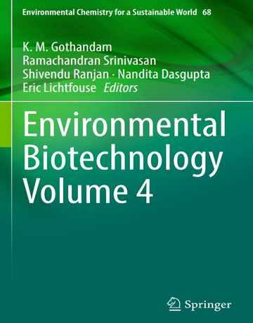 کتاب بیوتکنولوژی محیطی جلد 4