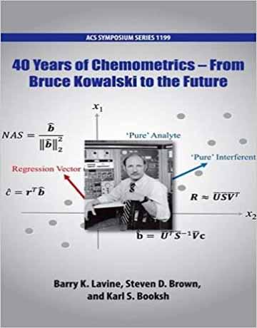 دانلود کتاب 40 سال کمومتریکس: از بروس کوالسکی به آینده Barry K. Lavine